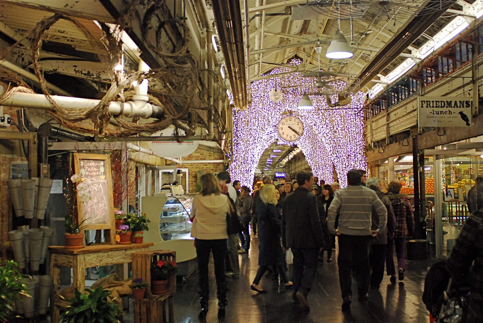 what to do in chelsea faviana chelsea market