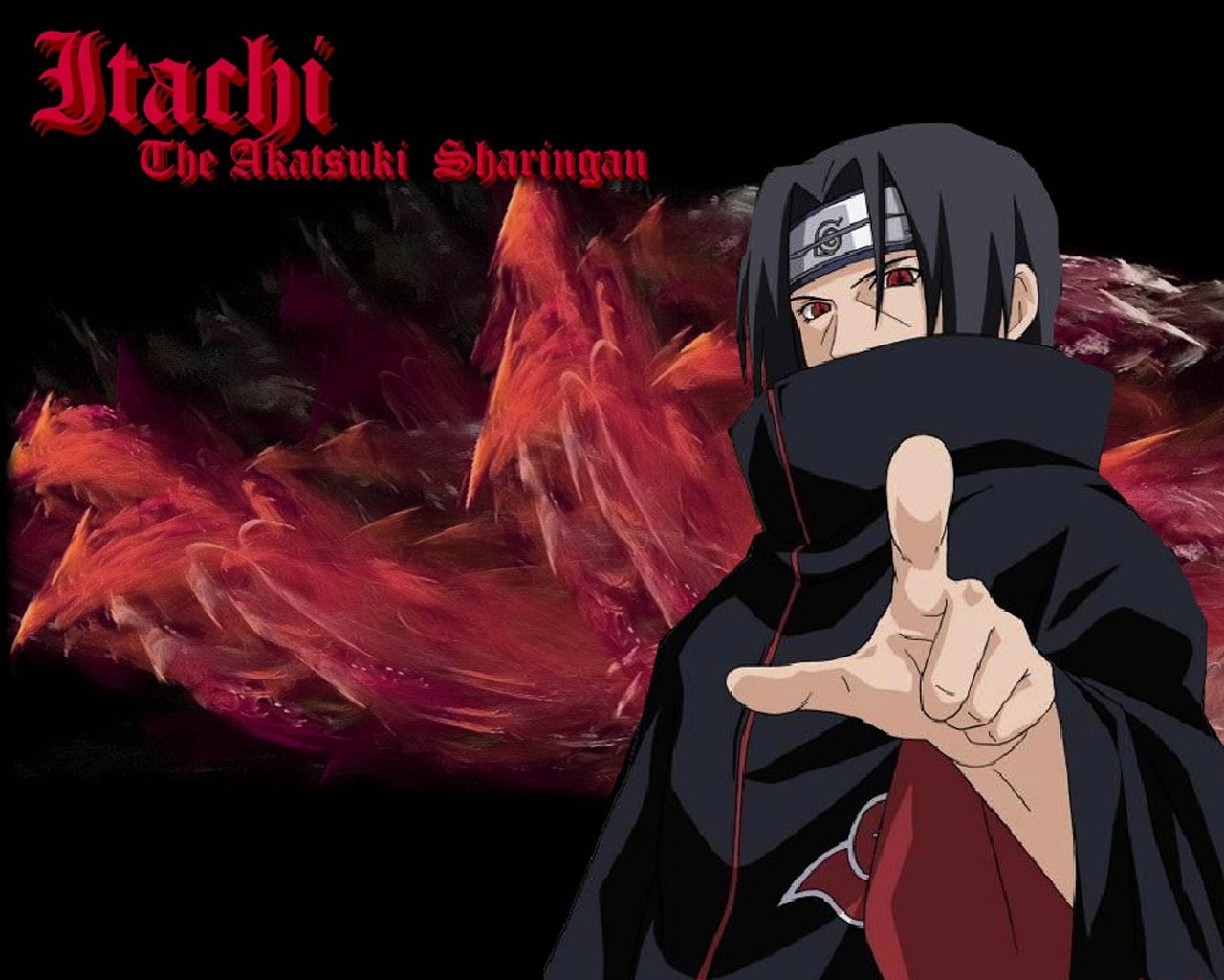 Animation  Itachi Uchi...