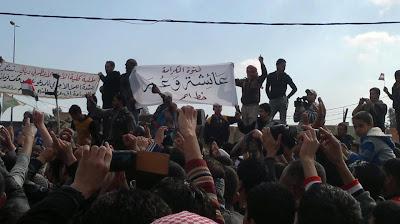 مستجدات الثورة السنية العراقية ليوم الجمعة 8/2/2013