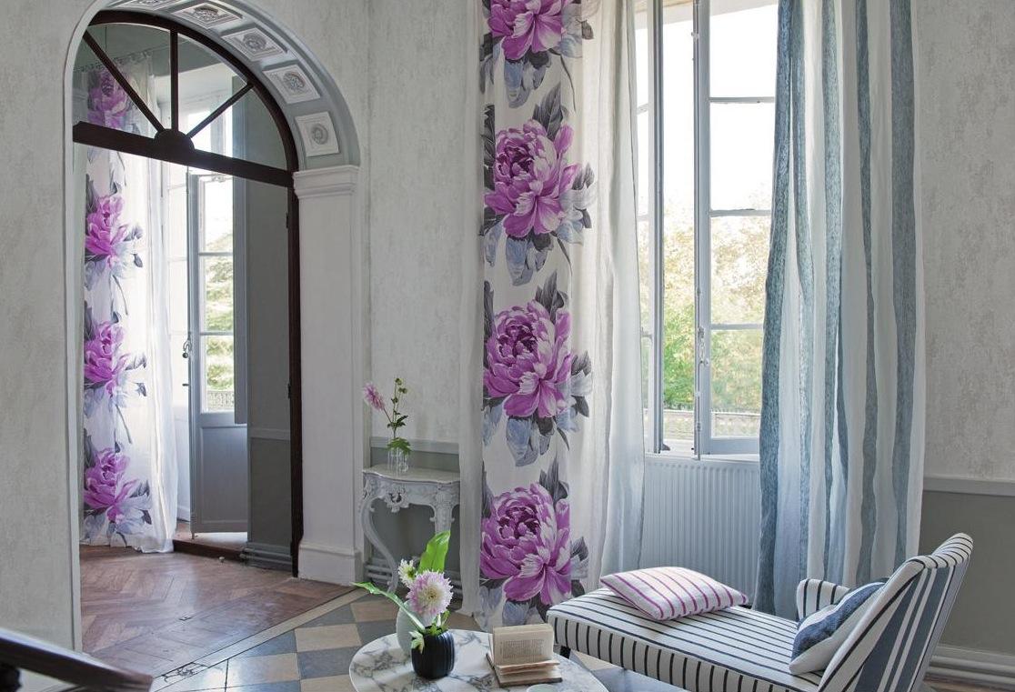 Rideaux décoration intérieure salon ~ kategorie : logodosia.net
