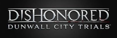 Dishonored - Dunwall City Trials Logo - We Know Gamers