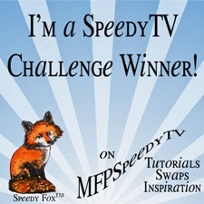 I was a winner at MFP Speedy TV!