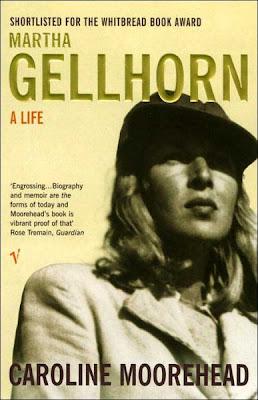 Увлекательное чтение - биография знаменитой журналистки Марты Геллхорн