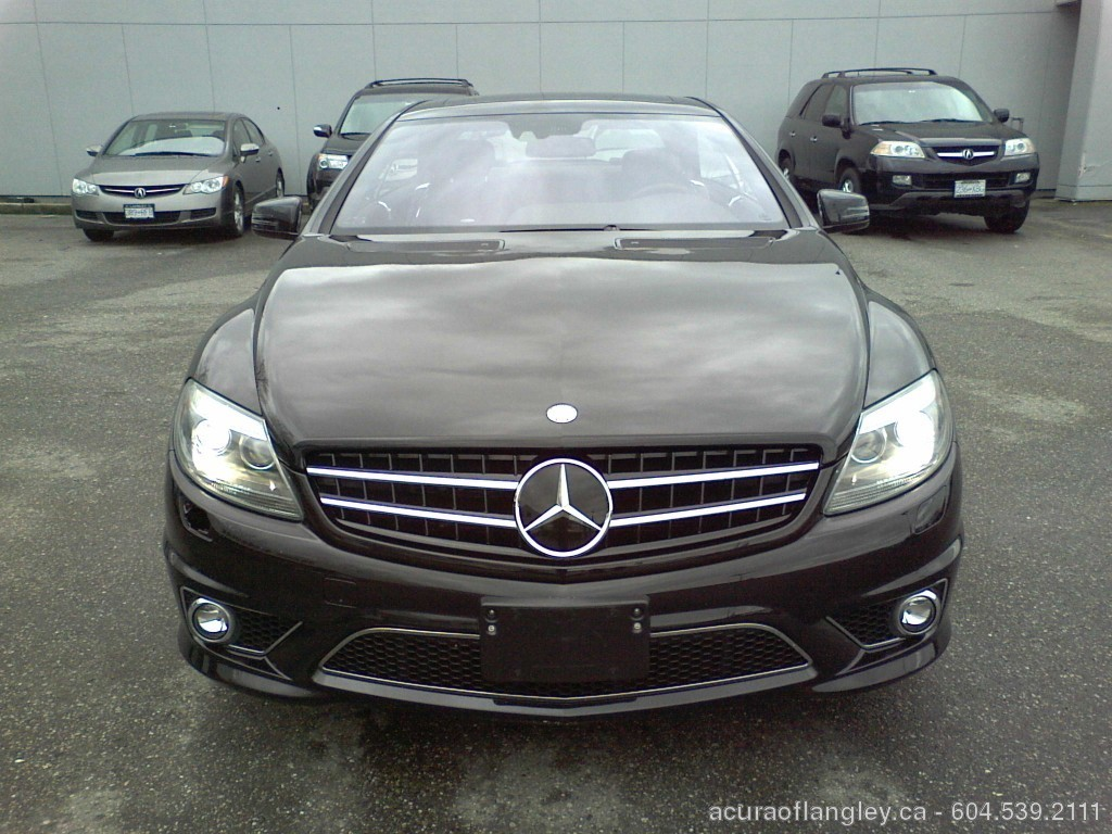 Craigslist used 2010 mercedes benz cl class cl63 amg coupe for Craigslist mercedes benz