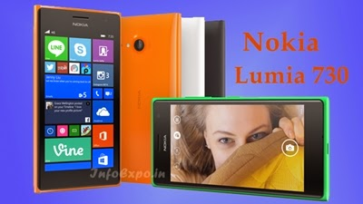 Nokia Lumia 730: 1.2 GHz Quad-Core Windows Smartphone Specs, Price