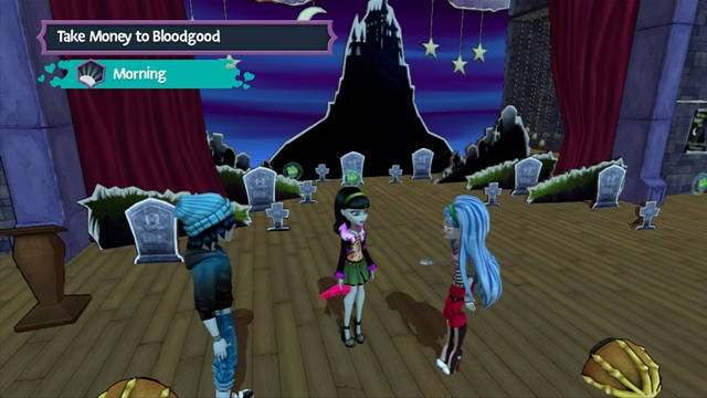 Monster High New Ghoul in School PC Full Español