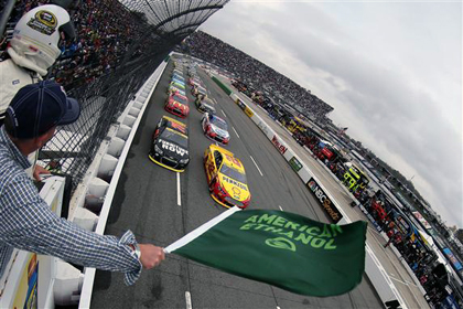 When Enough is Just Enough - #nascar Martinsville