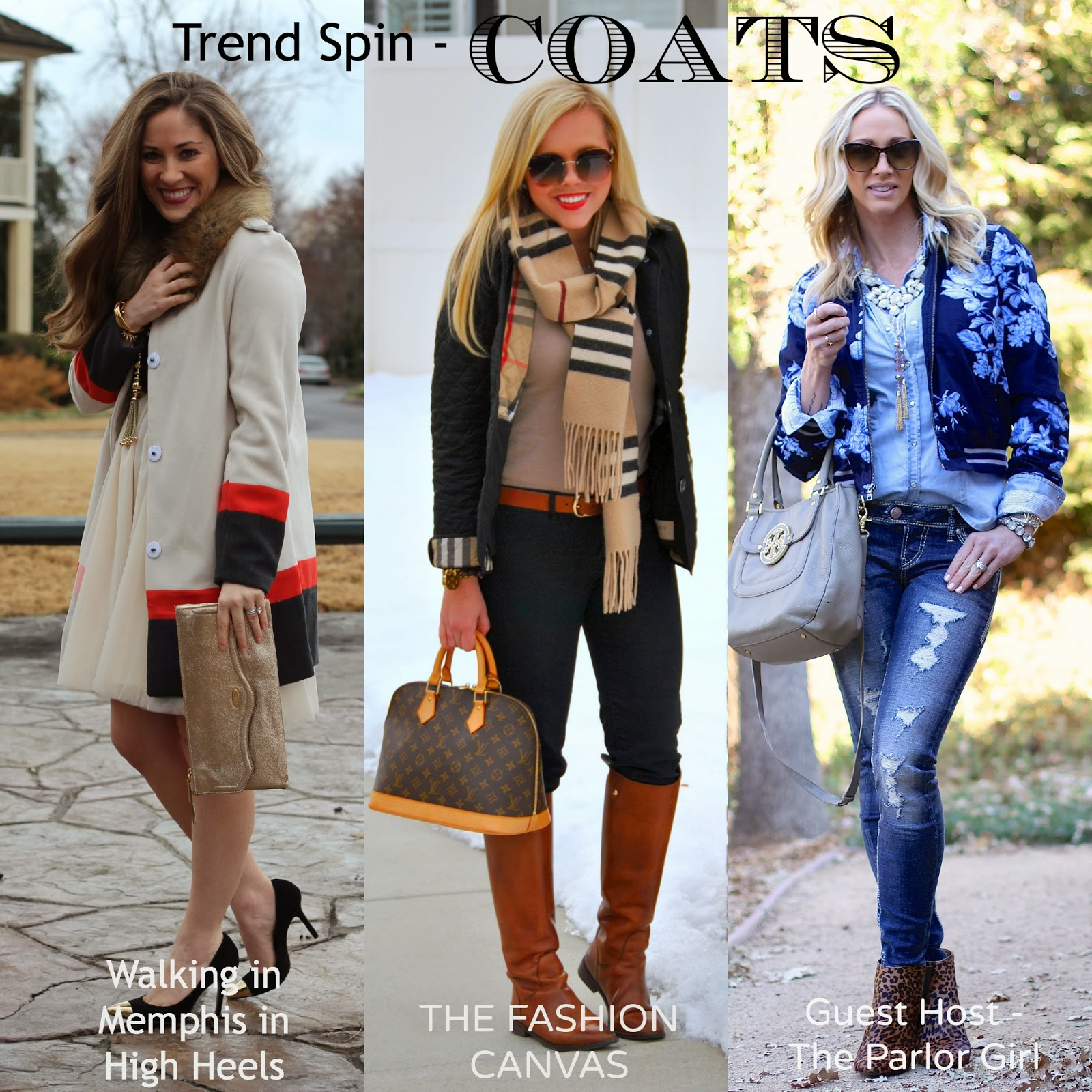 Trend Spin Coats Linkup