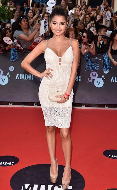 Actress @ Cristine Prosperi - 2015 MuchMusic Video Awards in Toronto