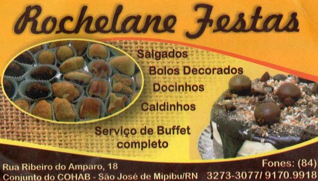 Rochelane Festas