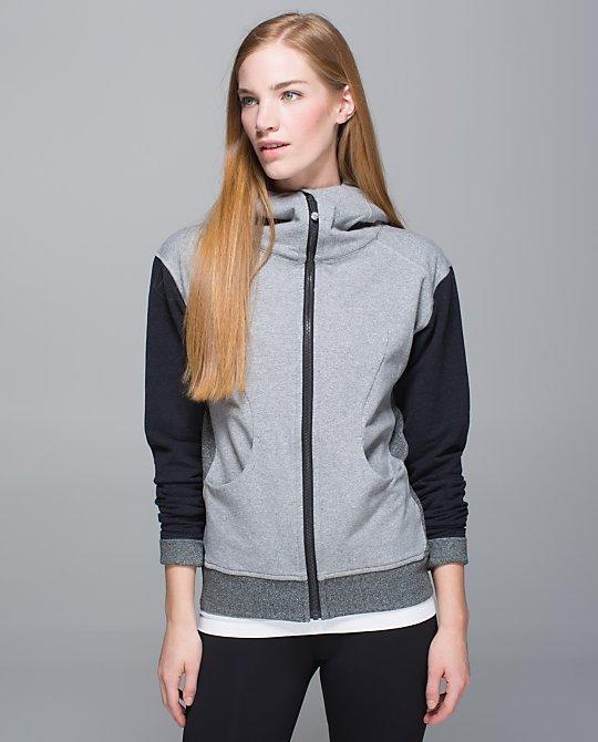 lululemon on the daily hoodie