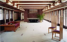 robie house living room