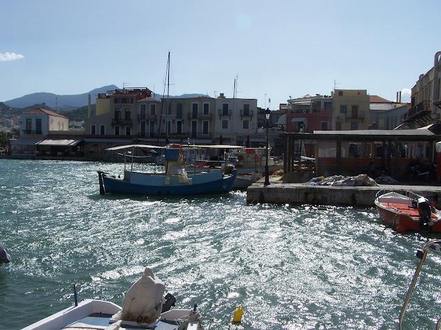 Resmo; Eski Liman