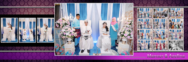 Mansor&Azlina Wedding Day