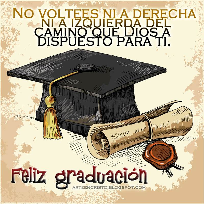 Felicitaciones De Graduacion