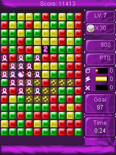 Game Block D untuk java dan symbian