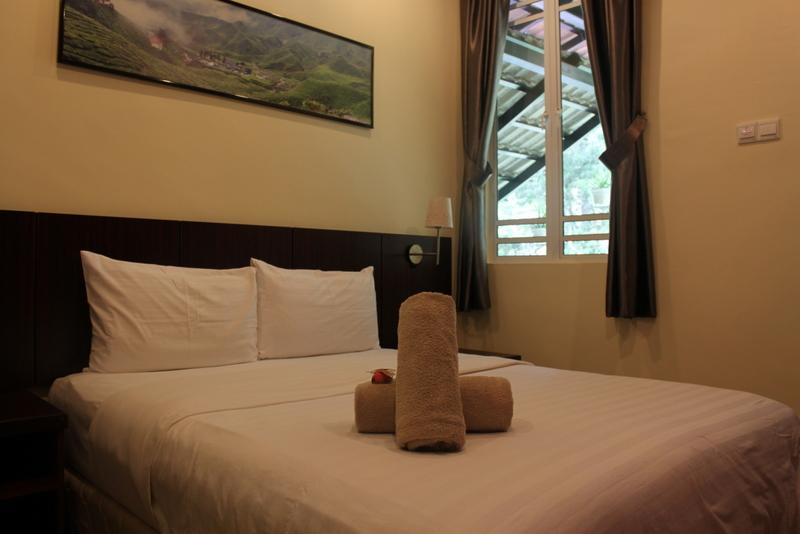 Cameron Highlands - Tanah Rata - Arundina Guesthouse