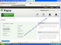 PopAds.net Pembayaran tanggal  17 September 2012
