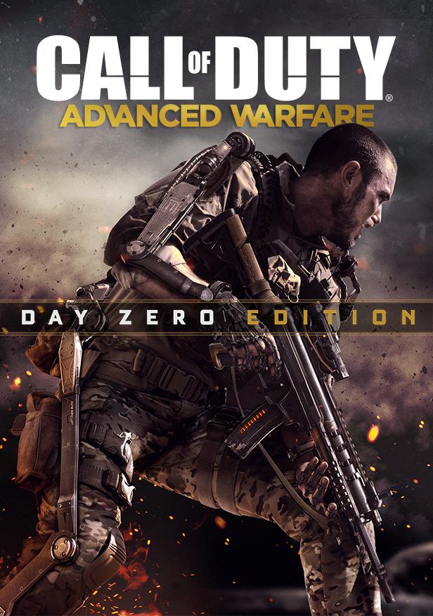 تحميل لعبة CALL OF DUTY: ADVANCED WARFARE DAY ZERO EDITION نسخة PC - تحميل مباشر