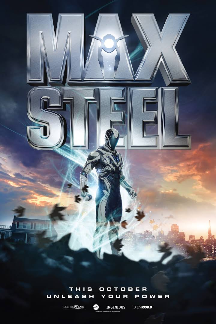Max Steel [2016] Full Movie Watch Online Free Download