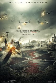 Watch Resident Evil: Retribution (2012) Online