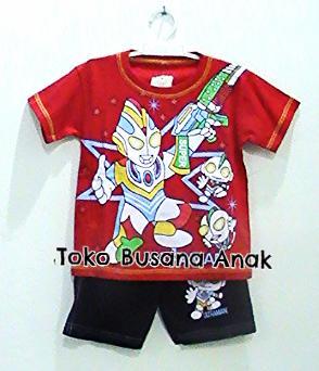 busana kartun anak Ultraman