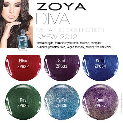 Zoya Diva