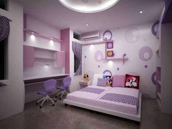 Semoga 27 Contoh Desain Wallpaper Dinding Kamar Tidur Minimalis Modern ...