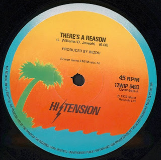 Hi-Tension - There\'s A Reason 1979 12 Inch