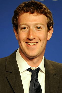 Mark Zuckerberg cumpleaños 30 sus hazañas