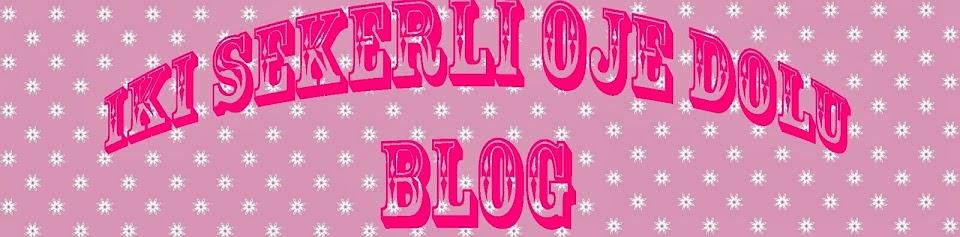 İki Şekerli Oje Dolu Blog