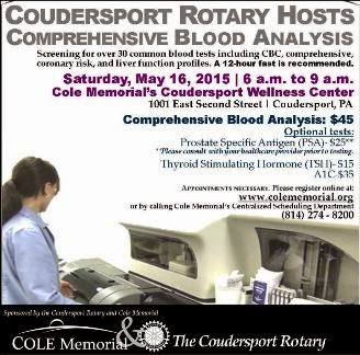 5-16 Comprehensive Blood Analysis