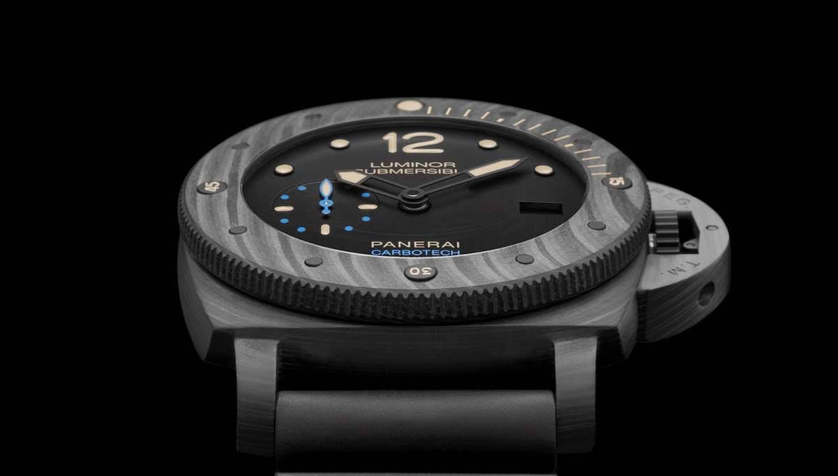 Panerai Luminor Submersible Used