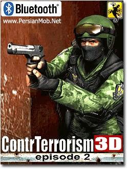 Counter Terrorism 2 Nokia C3 Mobile Game