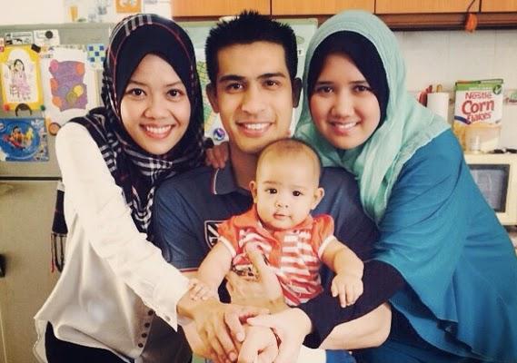 Luahan Sayu Isteri Kedua Ashraf Muslim Wan Sakinah