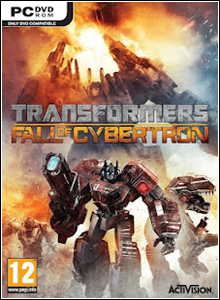 Download Jogo Transformers Fall Of Cybertron Completo Para PC + Crack Skidrow 2012