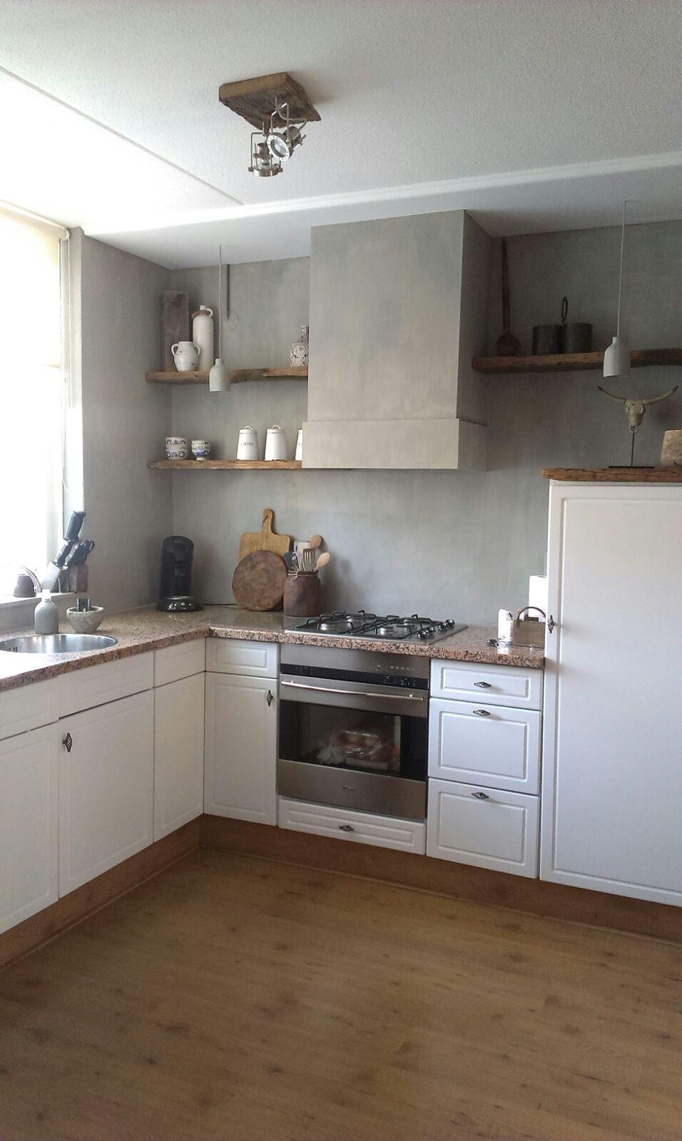 wonen in je eigen stijl: Blij met de keuken