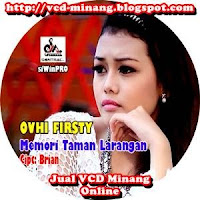 Ovhi Firsty - Memori Taman Larangan (Full Album)