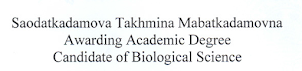 Assistant Professor of Department of Bioecological and tourism (KSU)