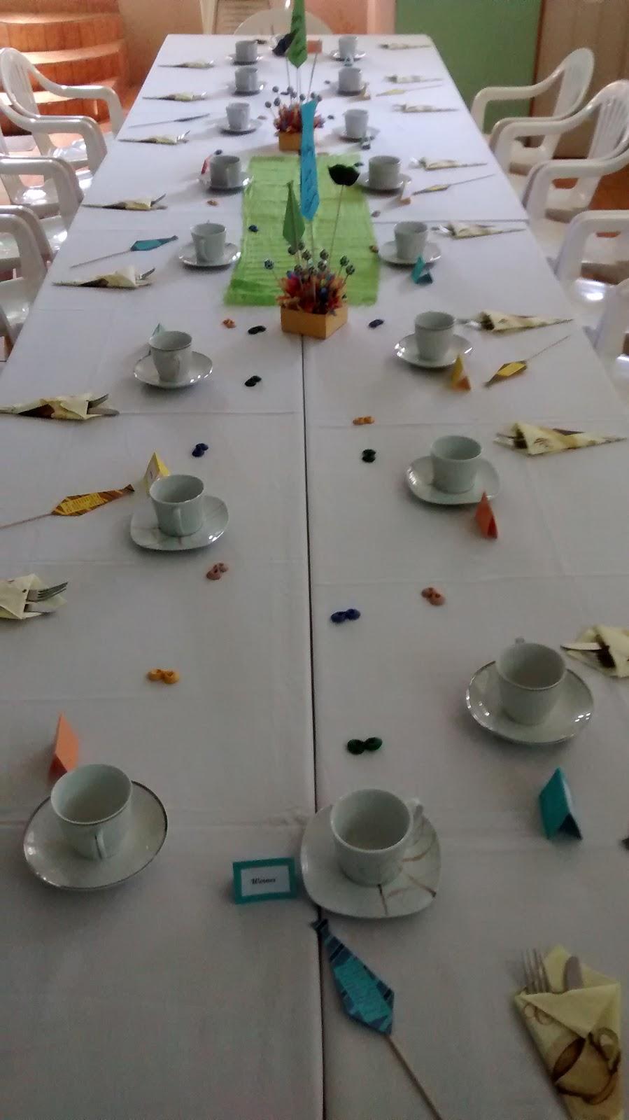 Smicasa decoracion de mesa para el dia del padre - Mesas de pared ...