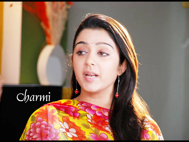 All HD Wallpapers (Actress): Charmi Wallpapers