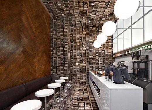 Perpustakaan Inspirasi Cafe (5 Gambar)