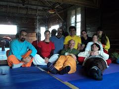 Jornada de Yoga en Villa Elisa