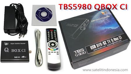 harga dvb card untuk komputer TBS 5980