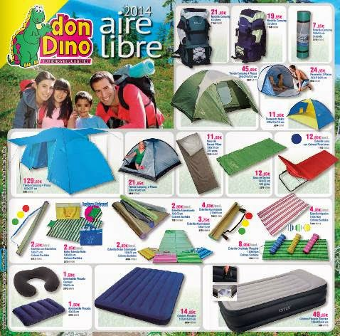 don dino catalogo aire libre 2014