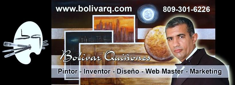 Bolivar Quiñones (Pintor)