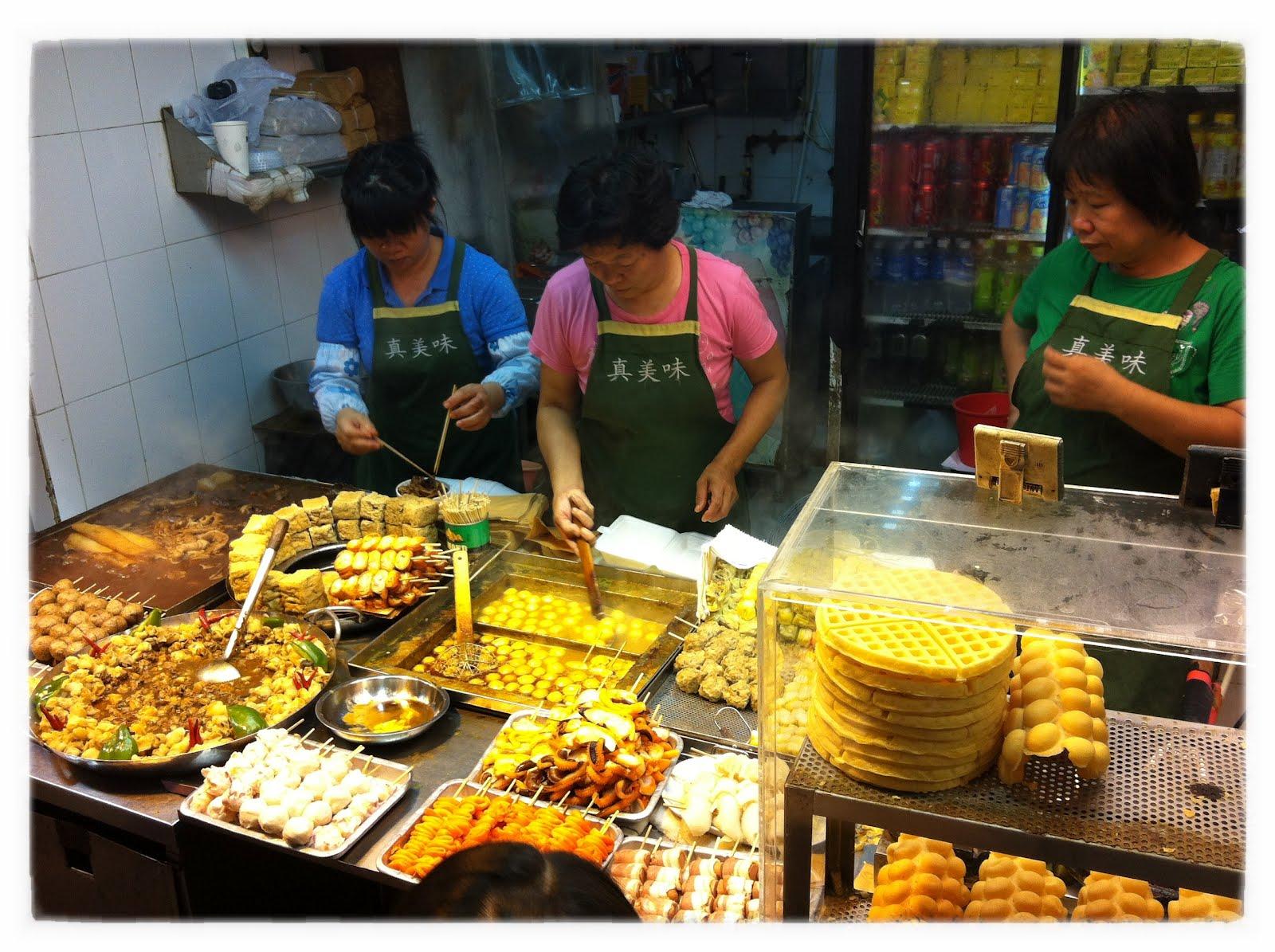 Hunter Street Food Court Taiwanese Good