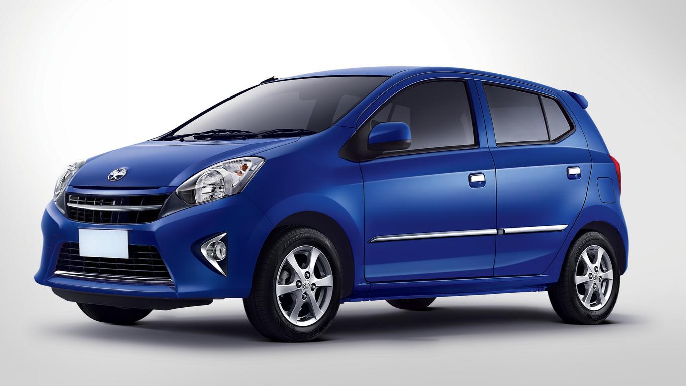 Tipe dan Kelengkapan Astra Toyota AGYA ~ DIKTA TOYOTA ...