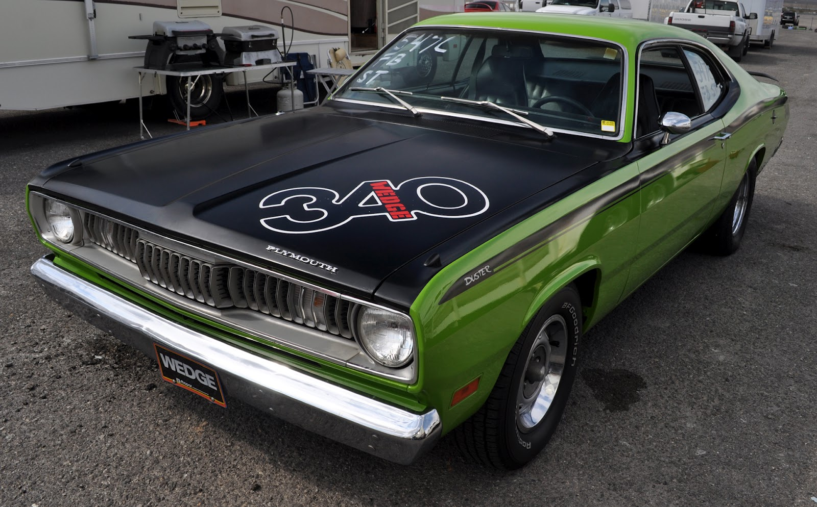 Classic Cars Authority: 340 Wedge, the biggest and last factory engine ...