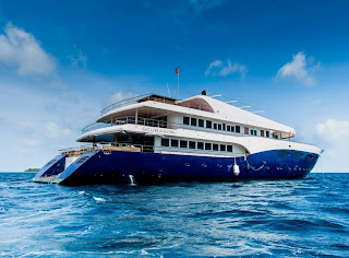 Scubaspa Yin, Maldives, Dive Worldwide, Luxury Liveaboard